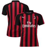 AC Milan Puma 2018/19 Home Replica Jersey - Red