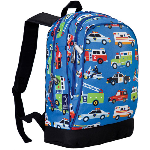 Wildkin Olive Kids Heroes Sidekick Backpack by Wildkin