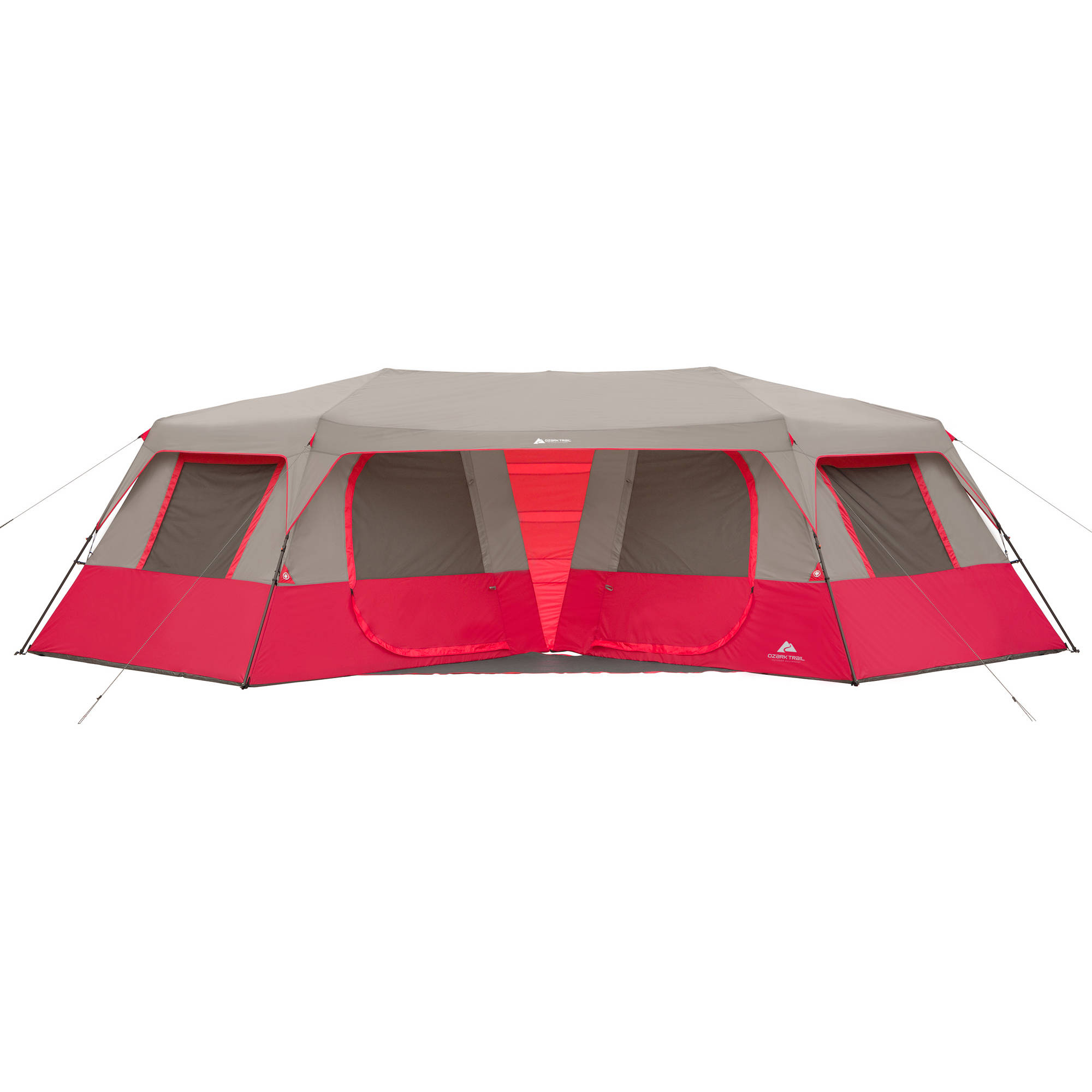 10 Person Instant Cabin Tent : New quality ozark trail quot instant double villa