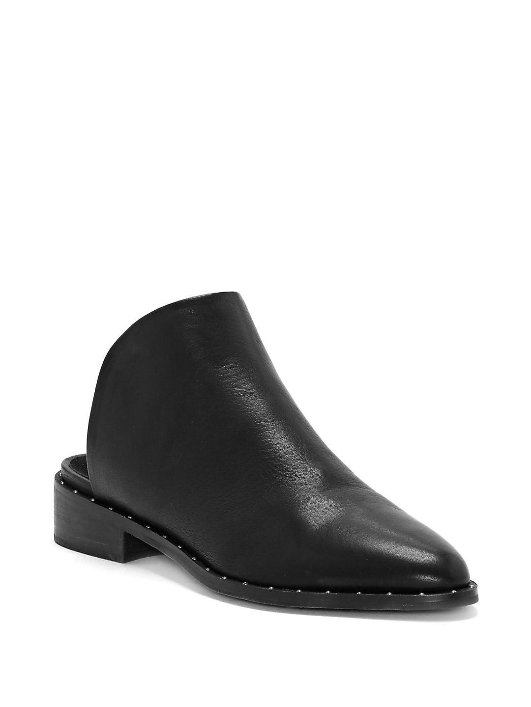 Pentt Leather Mules