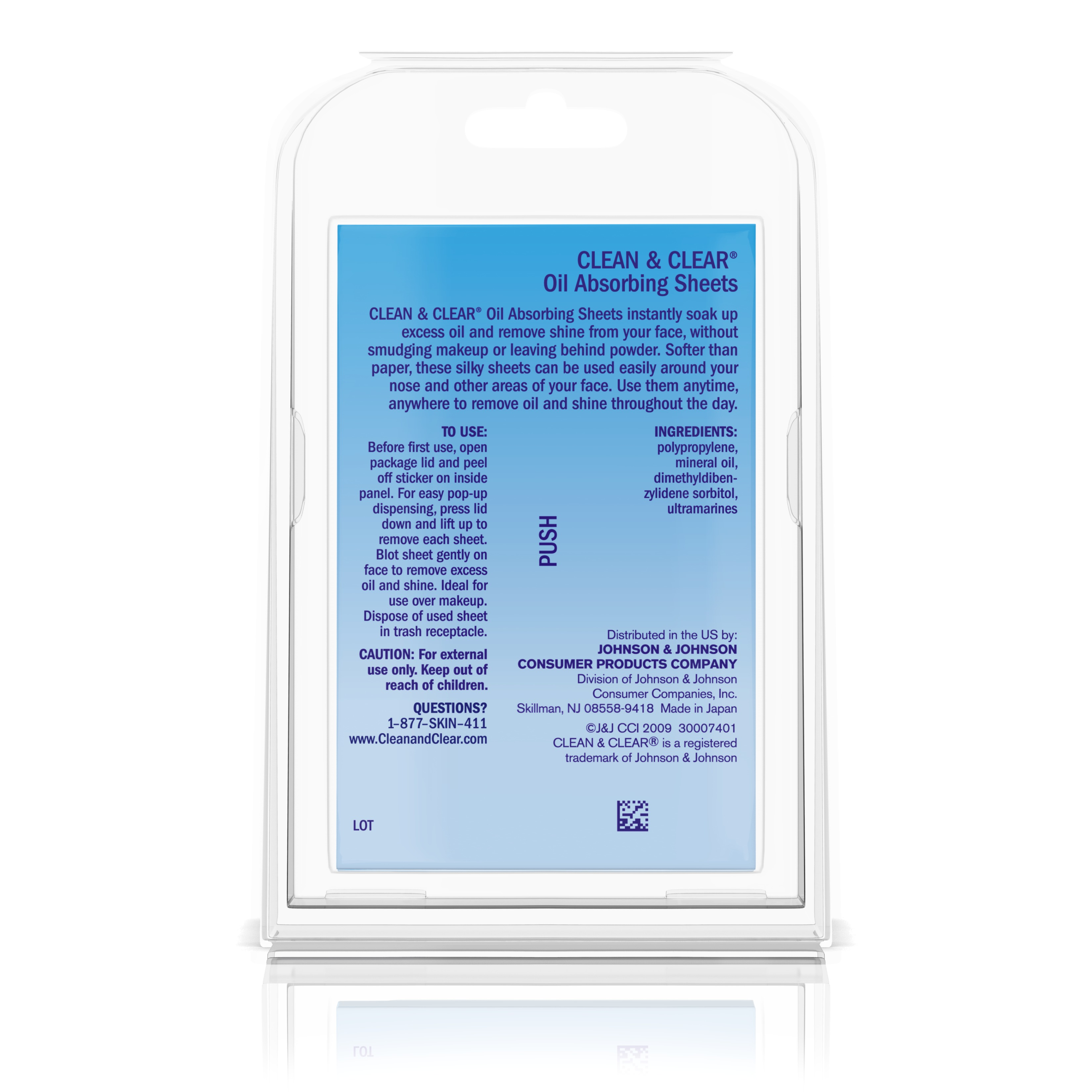 Bathroom Sign Off Sheet Cleaning clean & clear oil absorbing sheets for oily skin, 50 count