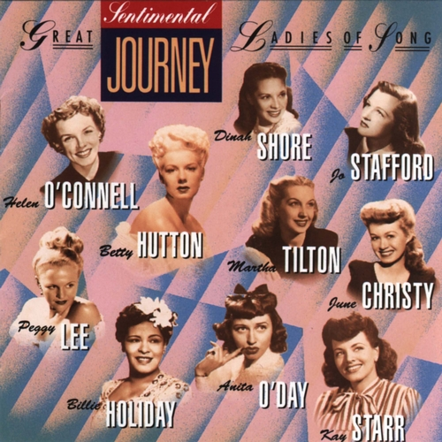 Sentimental Journey: Capitol's Great Ladies Of Song, Vol. 2