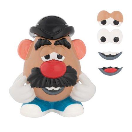 Vandor LLC Mr.Potato Head Limited Edition Sculpted Ceramic Cookie (Limited Edition Cookie Jar)