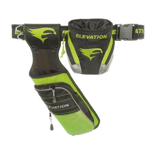 Elevation Nerve Field Quiver Package Green LH Model:  81088