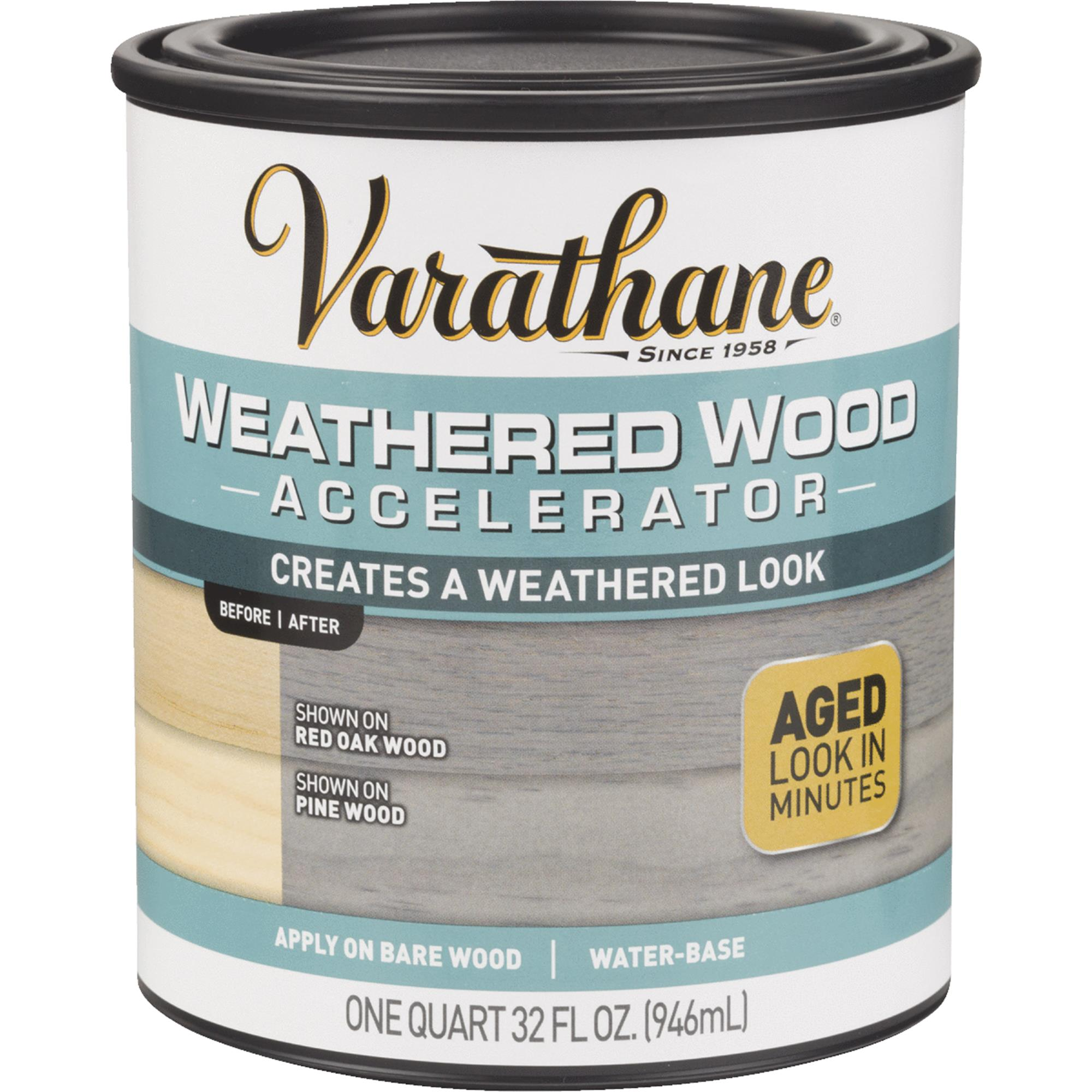 Varathane Weathered Wood Interior Stain