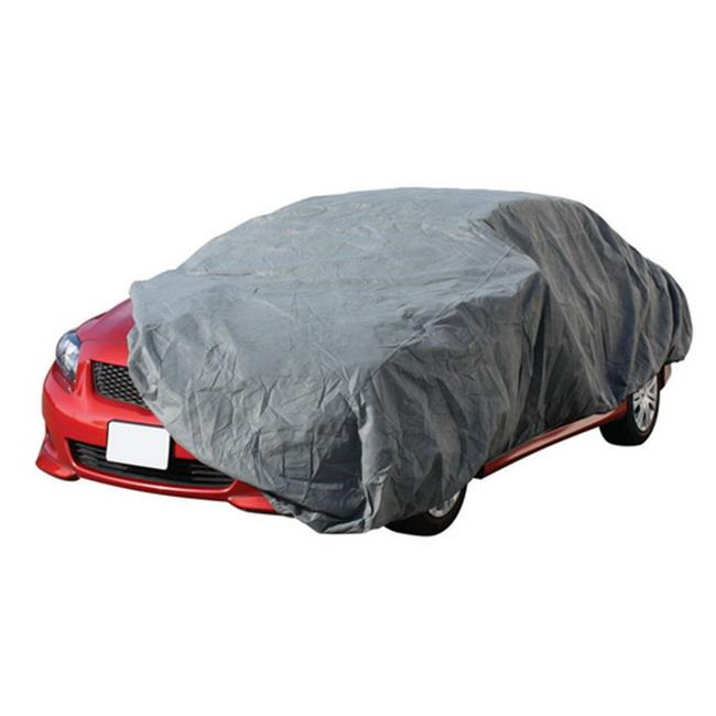 PilotBully CC6014 Uni-Tech Single Layer Car Cover, 201-208 inch