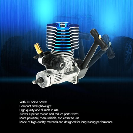 02060 VX 18 2.74CC Pull Starter Engine for 1/10 HSP Nitro Truck RC Car