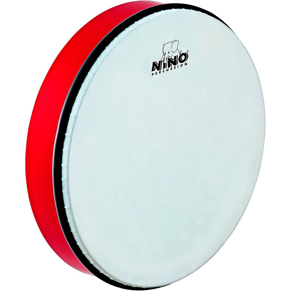 "Nino Hand Drum Red 12"" by Nino"