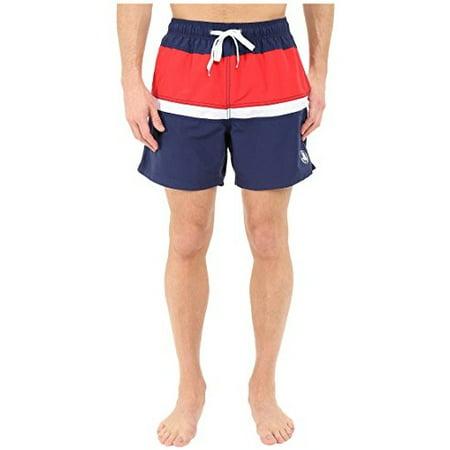 - Body Glove Men's Side Lines Volleys Board Shorts, Indigo Swim Trunks