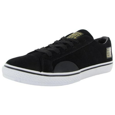 Vision Street Wear Womens Suede Lo Skate Shoe (Best Shoes To Skate In)