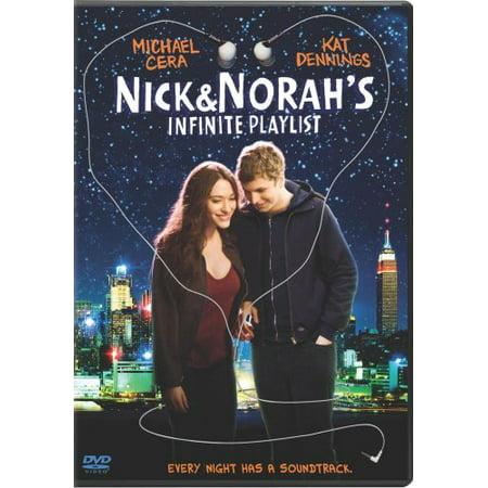 nick & norah's infinite playlist - Halloween Playlist Electronic