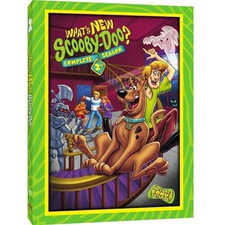 Whats New Scooby Doo  The Complete Second Season