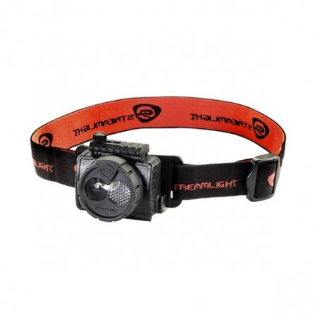 Streamlight Double Clutch Low-Profile LED Headlamp 125 Lumens - 61608 Streamlight Low Profile Mount