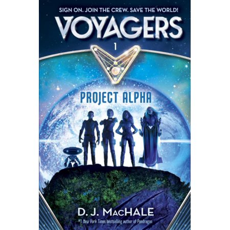 Kid Alpha Check - VOYAGERS: PROJECT ALPHA ( BOOK 1)