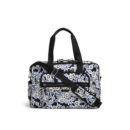 5b69a801fc Vera Bradley. Reduced Price. Iconic Deluxe Weekender Travel Bag Image 1 of 3