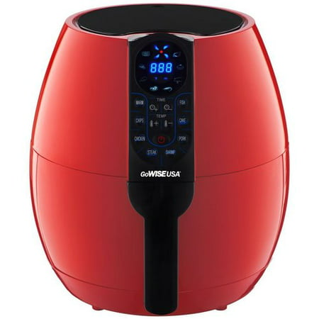 Gowise Usa 37 Quart 8 In 1 Electric Programmable Air Fryer Chili