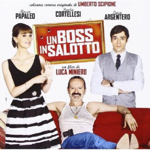Un Boss In Salotto O S T Un Boss In Salotto O S T Cd Walmart Com Walmart Com