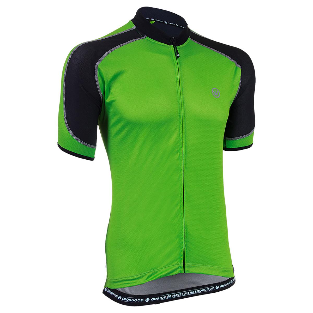 Canari Cyclewear 2016 Men's Streamline Short Sleeve Cycling Jersey - 12253