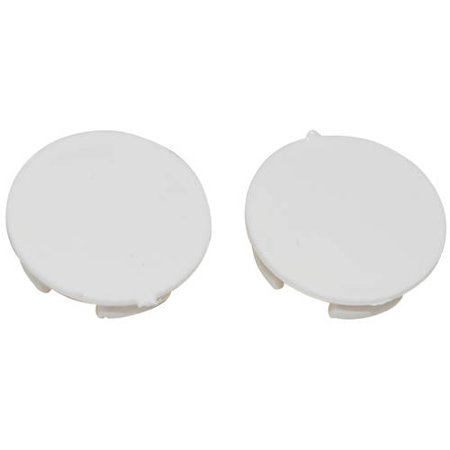 Toto Seat Bolt Cap (2 Pieces) for Softclose Toilet Seat, Available in Various - White Satin Toilet