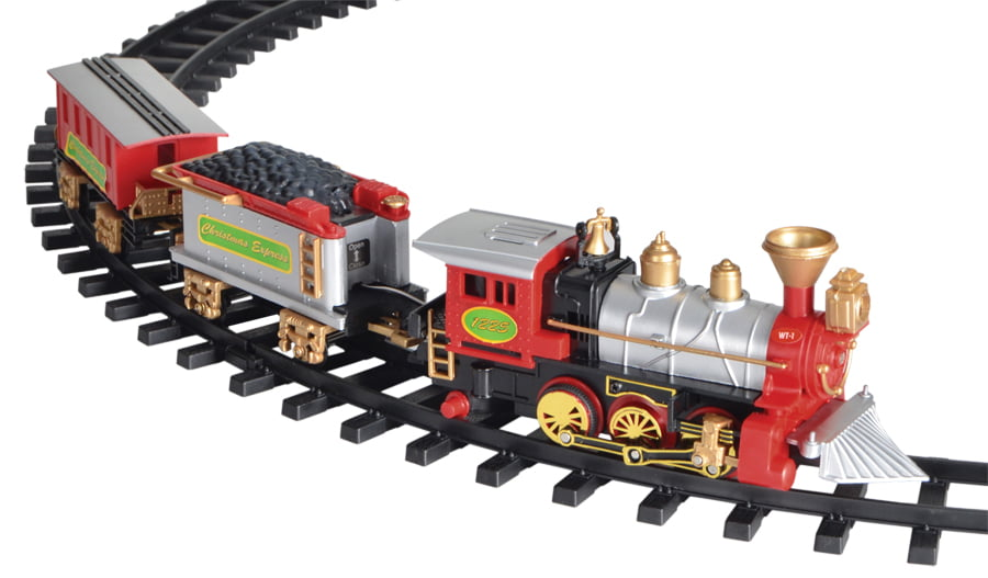 - Christmas Tree Train Set - Walmart.com