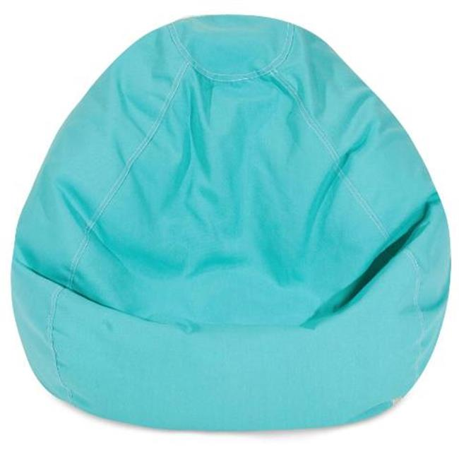 Majestic Home Teal Small Classic Bean Bag