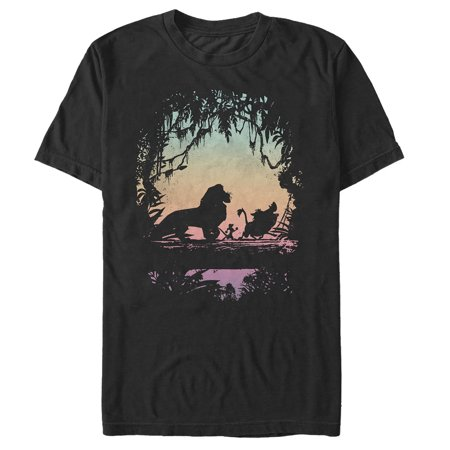 Lion King Men's Best Friends in Paradise T-Shirt