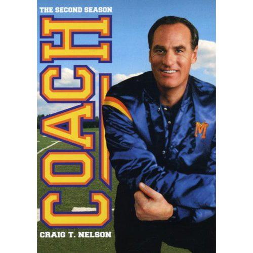 Coach: The Second Season (Full Frame)
