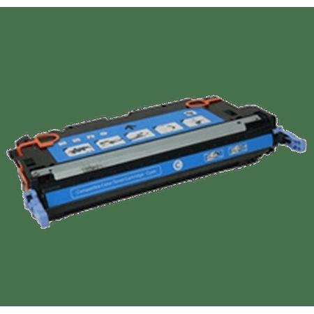 Zoomtoner Compatible HP C9721A Laser Toner Cartridge Cyan for HP Color LaserJet 4650N - image 1 of 1