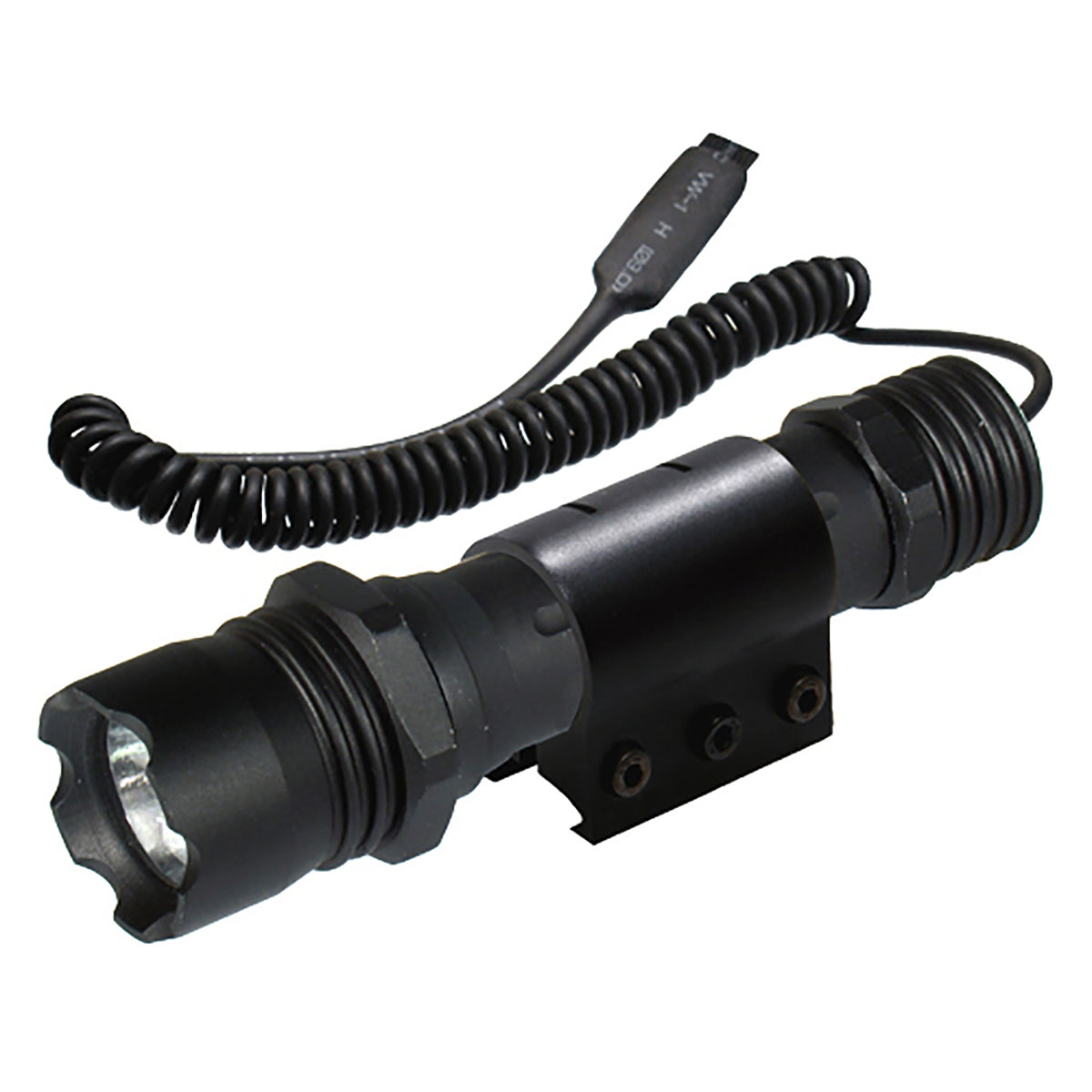 Leapers  Combat 26Mm Irb Led Flashlight W/Weaver Ring - LT-EL268