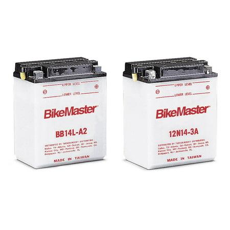 BikeMaster Standard Battery   BB10L-B2 EDTM221L2