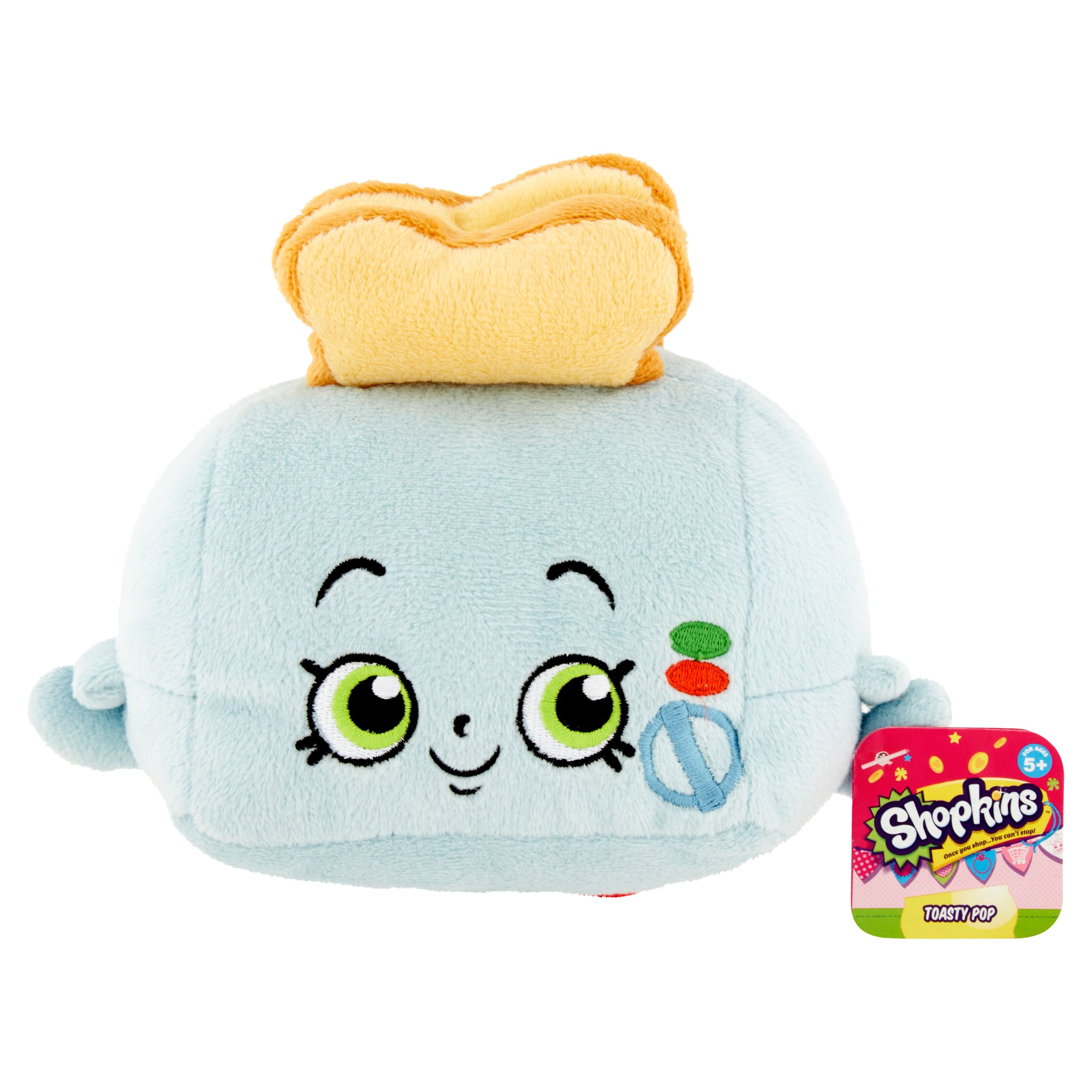Shopkins Toasty Pop Toy For Ages 5+