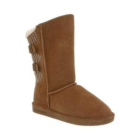 Calf Brandy - Women's Boshie Wide Calf Boot