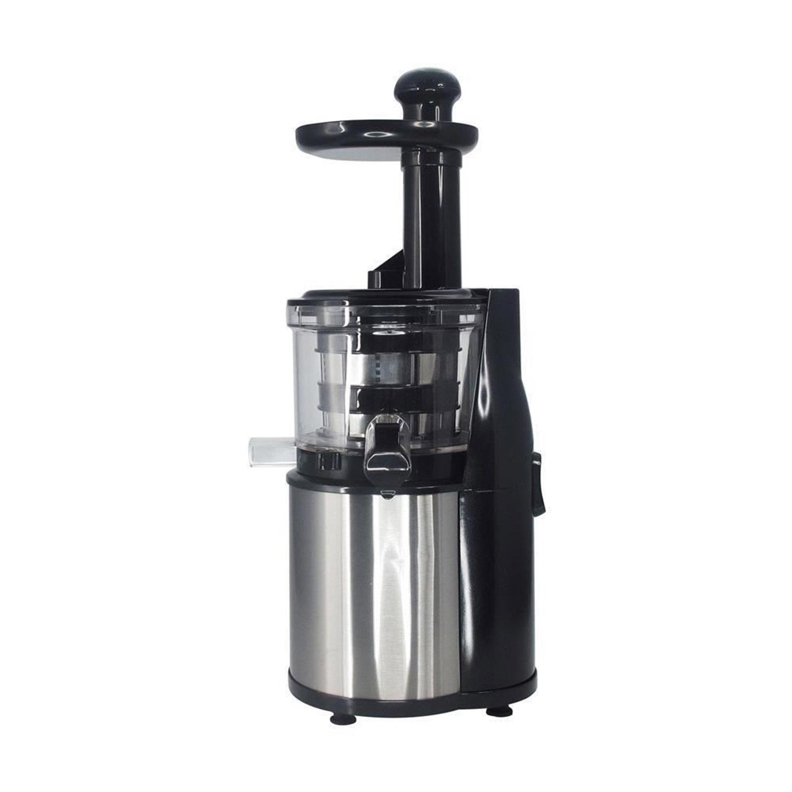 NutriChef Kitchen Countertop Masticating Slow Juicer
