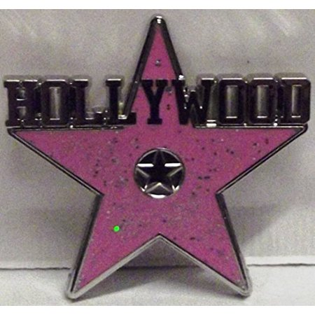 Walk Of Fame Pink Star Magnet for $<!---->