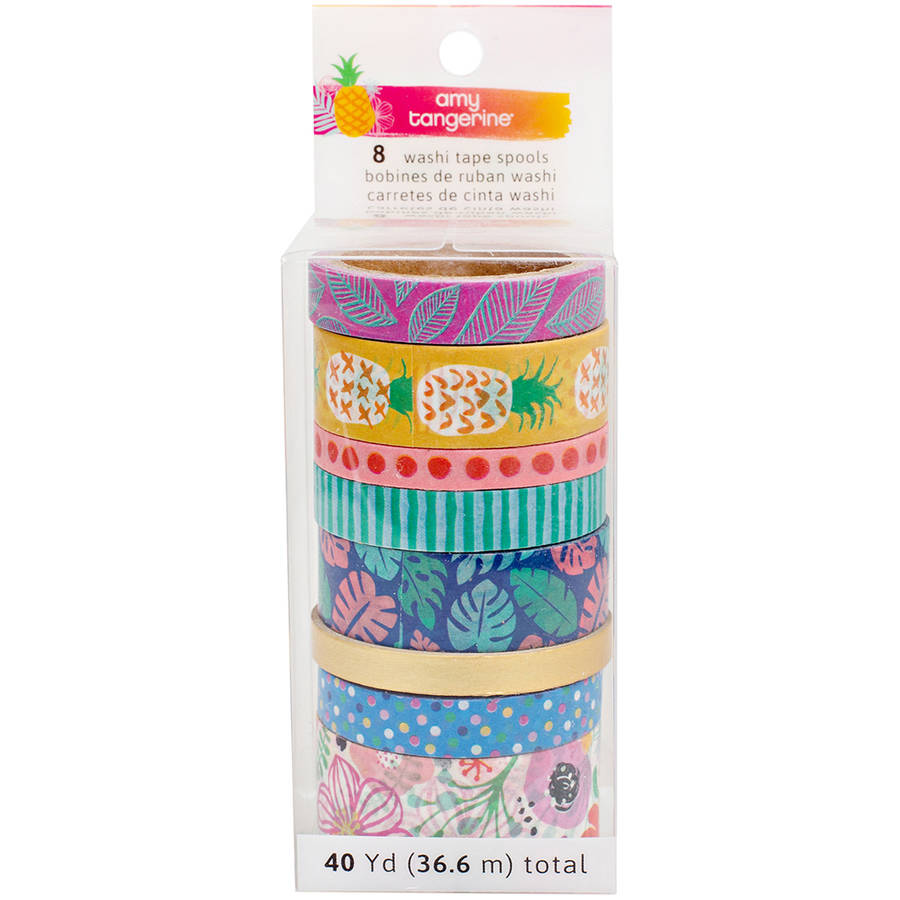 AMC AT On A Whim Washi Tap Foil Gold