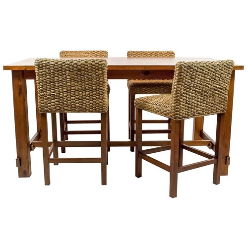 Reual James Casual Boothbay Island Dining Table