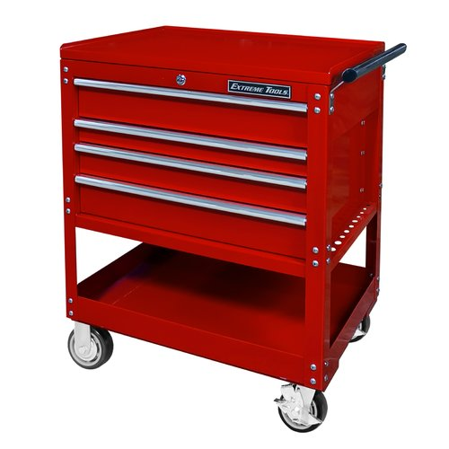 Extreme Tools Deluxe 32.5''W 4-Drawer Tool Chest