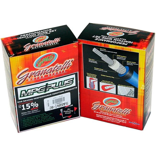 Granatelli 24-1074S Spark Plug Wire
