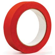 """Creativity Street Colored Masking Tape, Red 1"""" x 60 yds."""