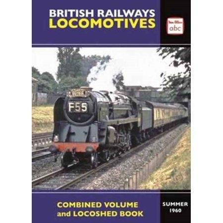 Abc British Railways Locomotives Summer 1960 (Railroad 1960 Cover)