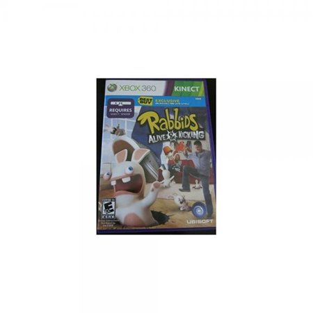 Best Buy Rabbids Alive & Kicking Kinect (Best Price On Xbox 1s)