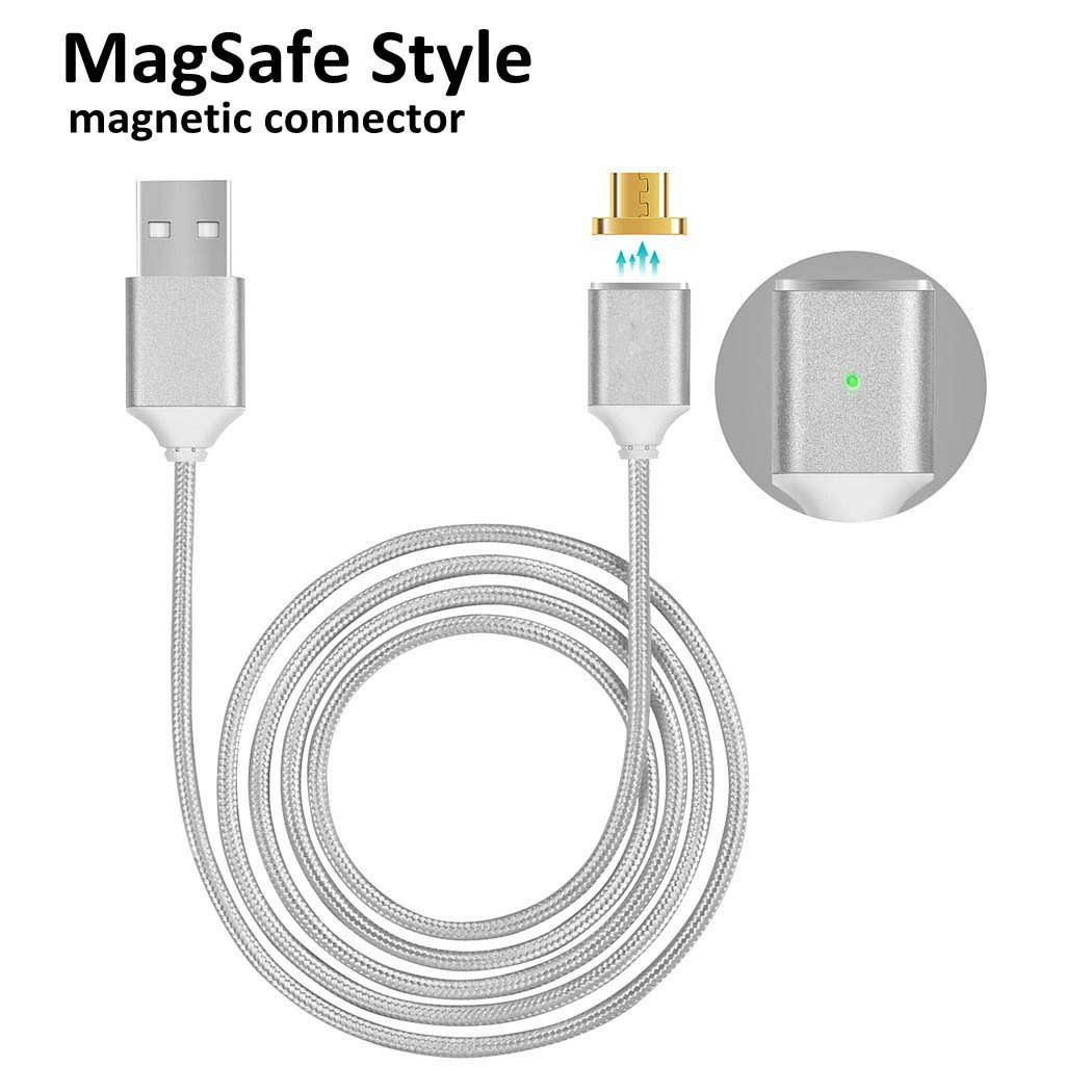 Wiring Diagram Lg Phone Charger Electrical Diagrams Micro Usb Charge Eeekit 2 4a Magnetic Fast Quick Charging Cable For Iphone