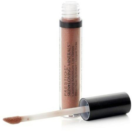 Skin Gloss (Prestige Cosmetics Prestige Skin Loving Minerals Lip Gloss, 0.09 oz)