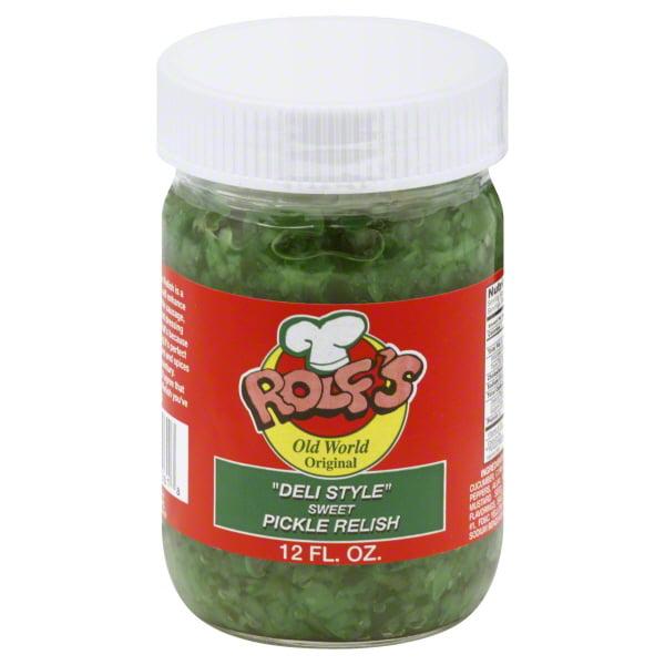 RA Dist Rolfs  Pickle Relish, 12 oz