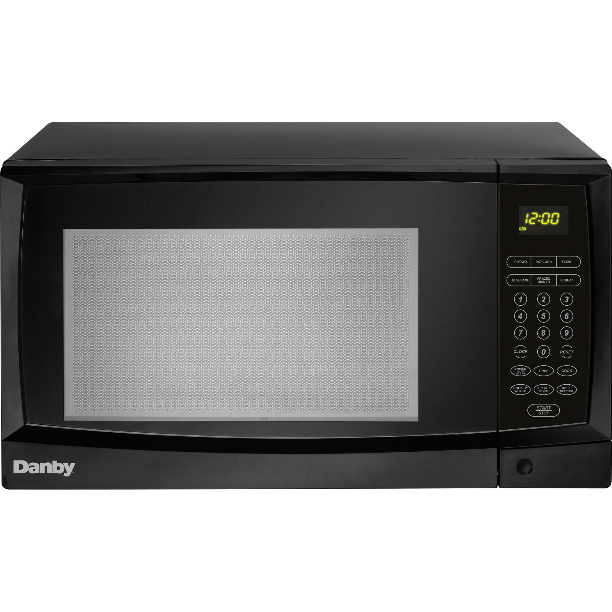Danby Ft Cu 1 1 Microwave Black