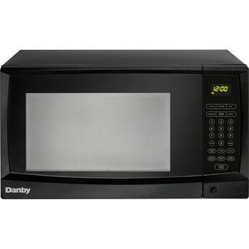 Danby DMW1110BLDB 1.1 cu ft 1000W Countertop Microwave