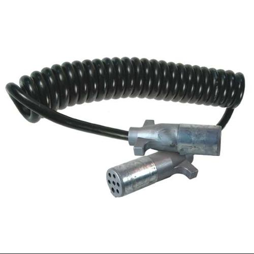 GROTE 87100 Coiled Power Cord