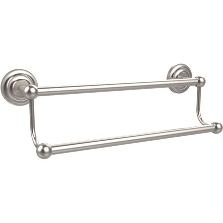 "Prestige Que New Collection 18"" Double Towel Bar (Build to Order)"