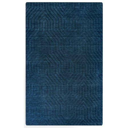 Rizzy Home Technique TC8576 Rug - (5 Foot x 8 Foot) - 8 Foot Spider