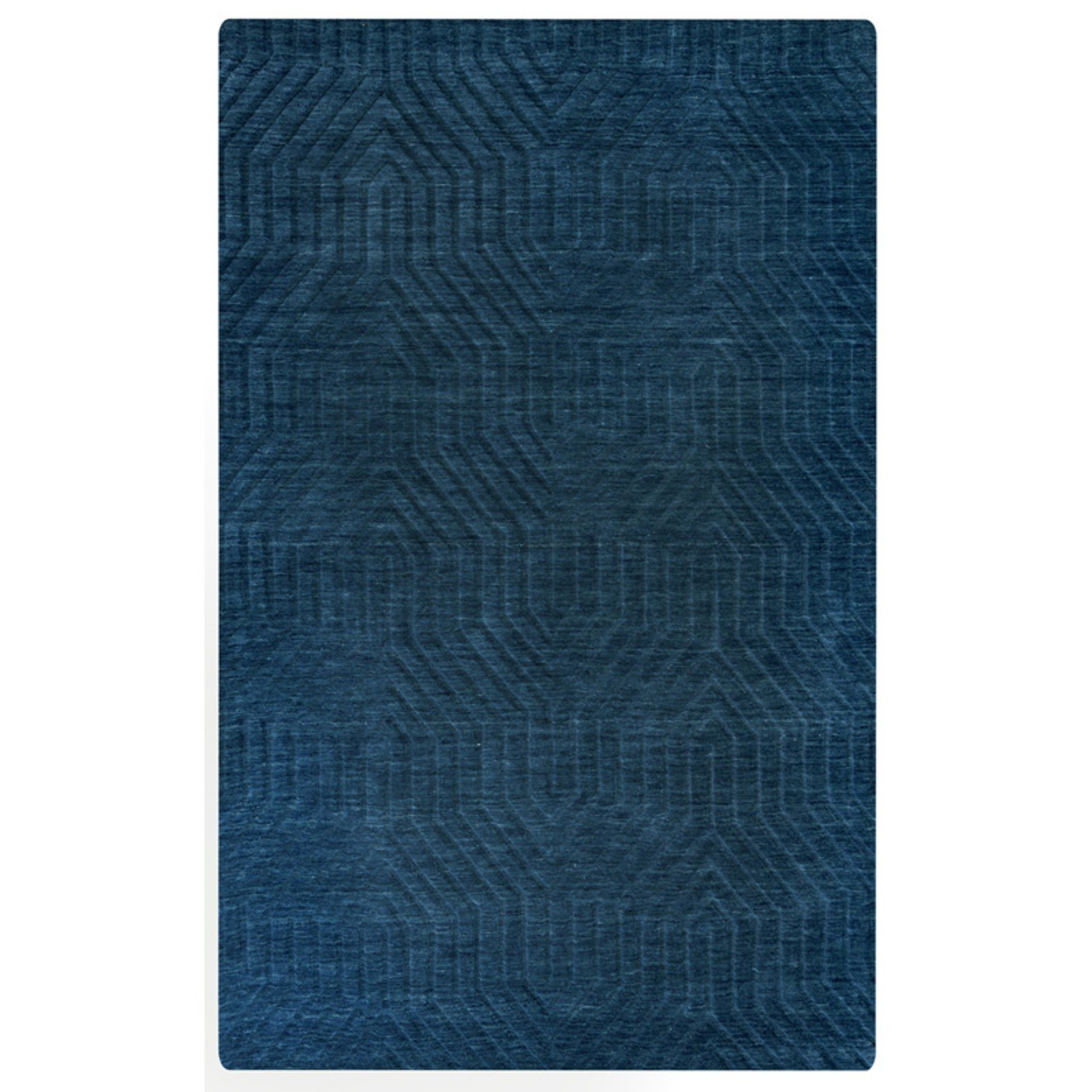 Rizzy Home Technique TC8576 Rug - (5 Foot x 8 Foot)